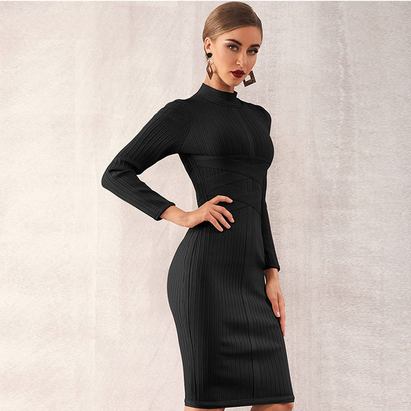 Female Dress black