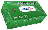 Mediflex Nitrasoft Powder Free Nitrile Gloves -10 boxes of 200 gloves