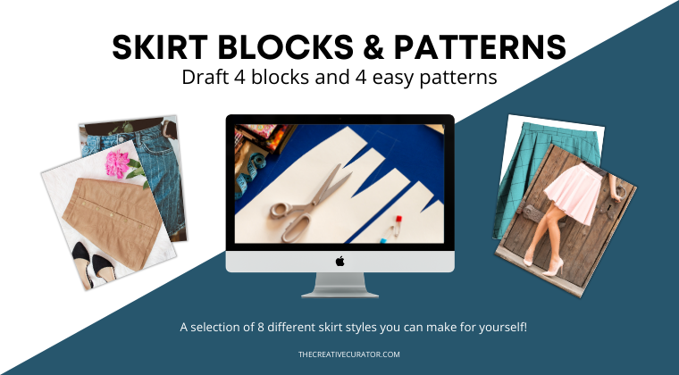 Drafting Skirt Blocks
