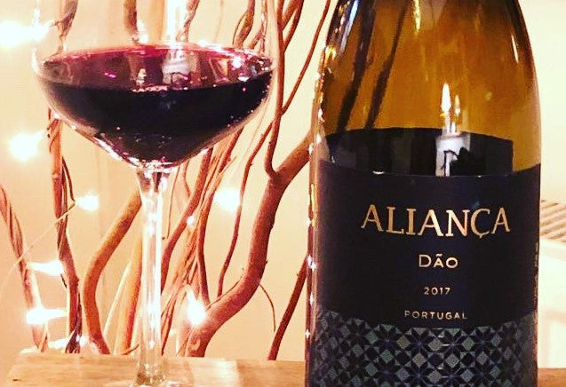 #winewednesday Alianca Dao 2017