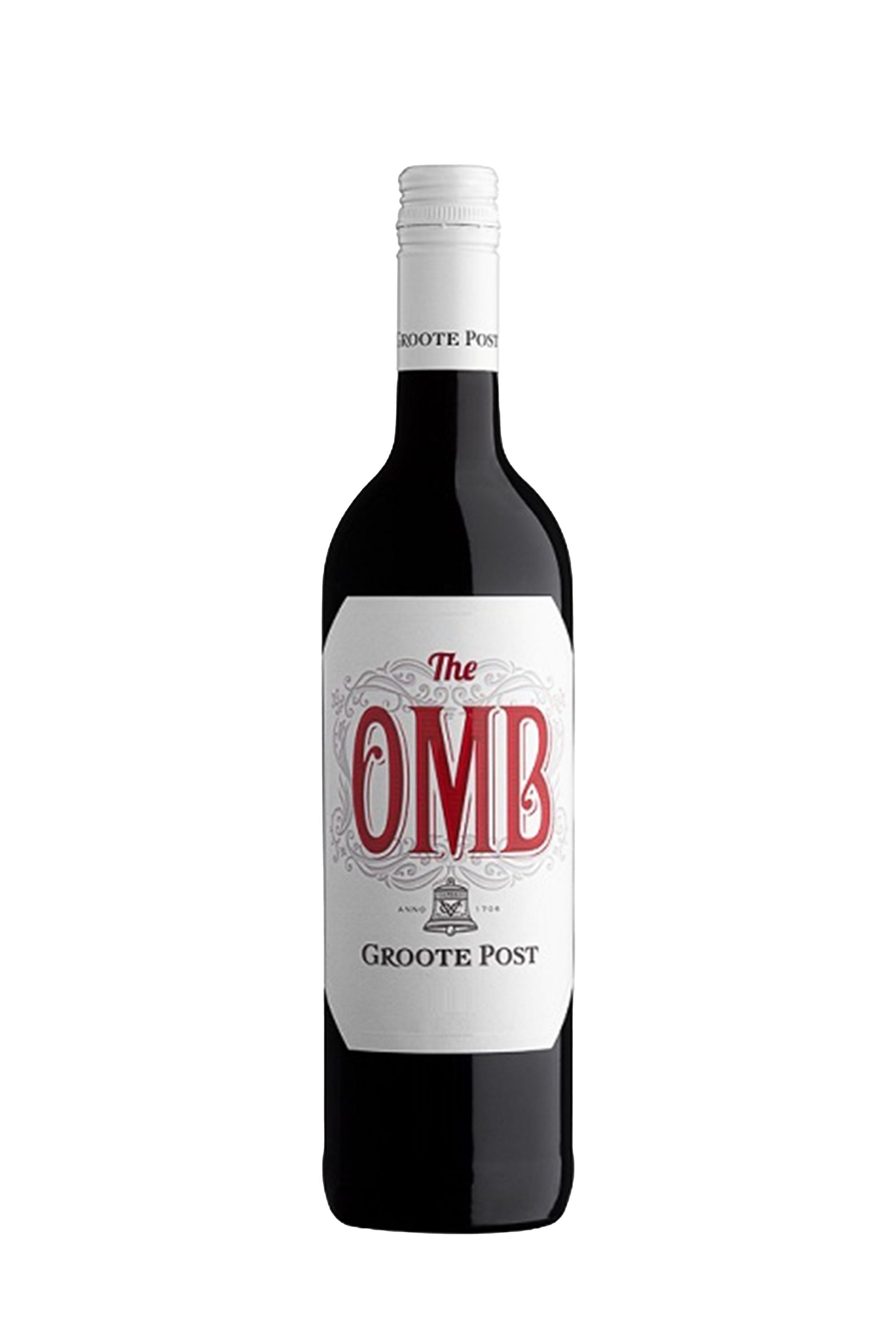 Groote Post The OMB Red