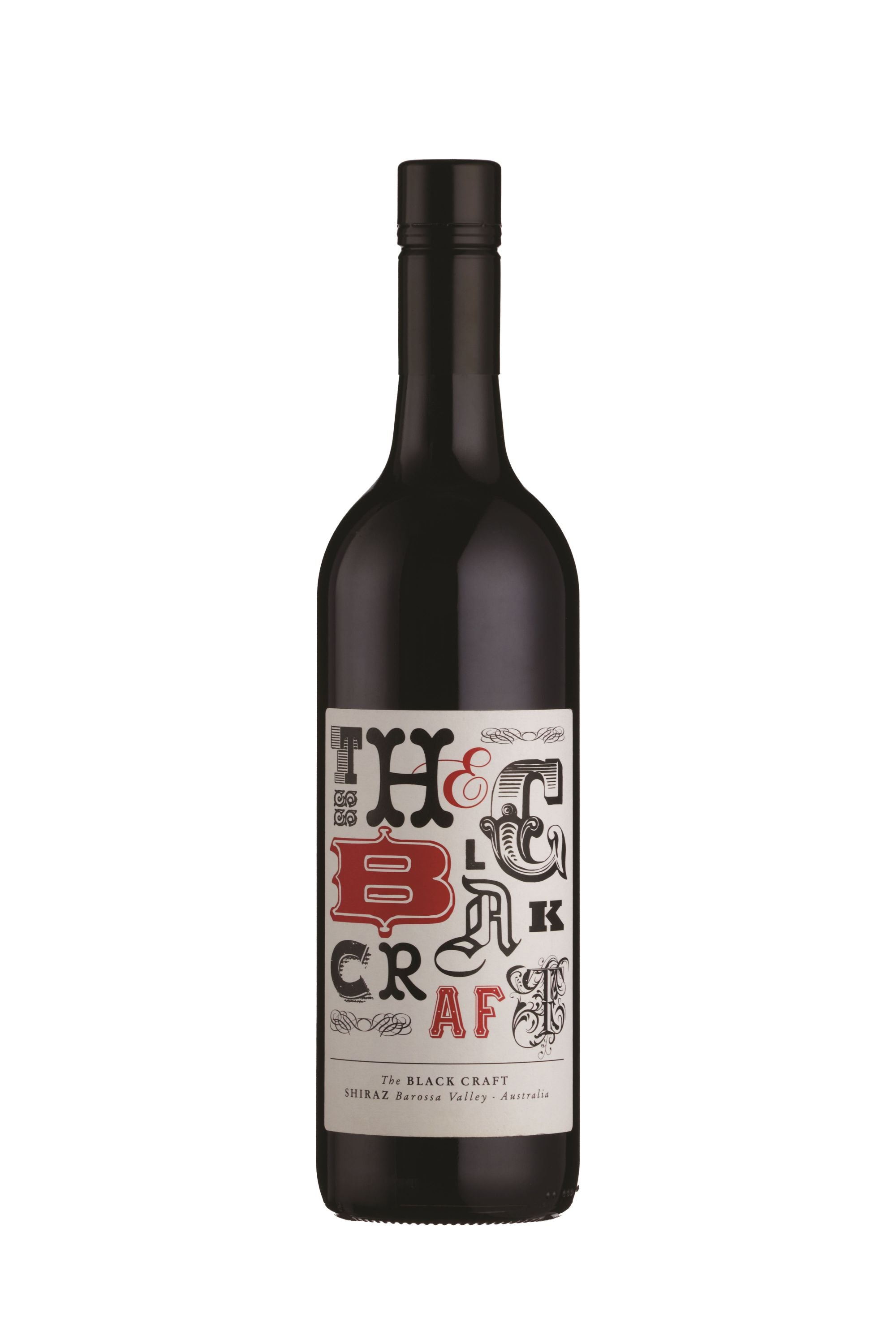 The Black Craft shiraz