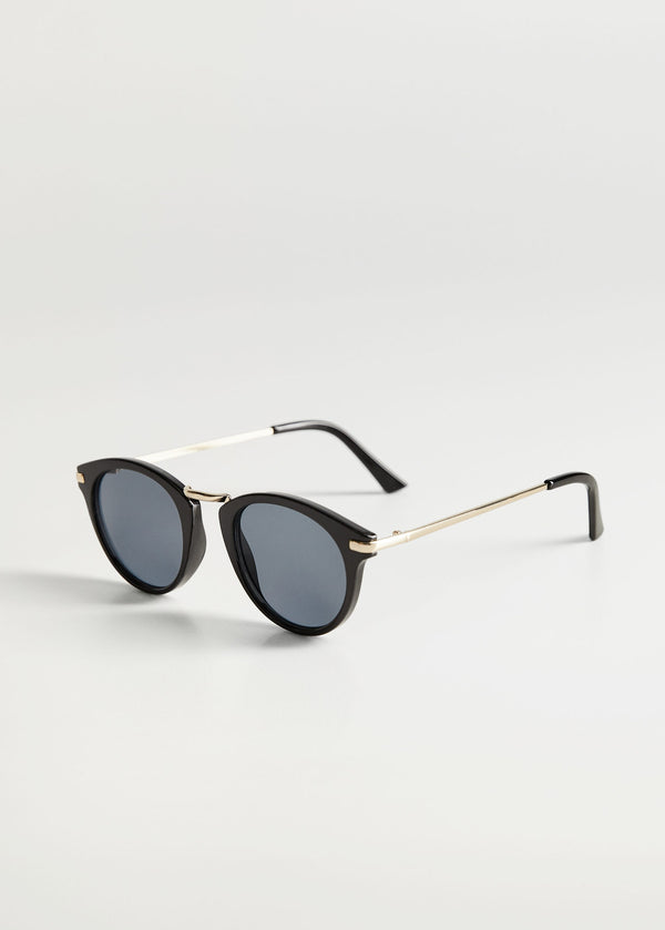 Mango Metal bridge sunglasses for Women - Medium Plane