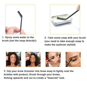 Eyebrow Styling Soap
