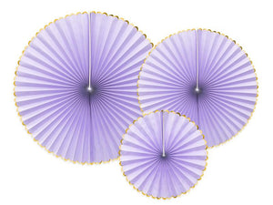 Decorative Rosettes | light lilac-Rosettes-Blossom Tree Party