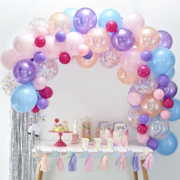 Pastel Balloon Arch Kit-Balloons-Blossom Tree Party