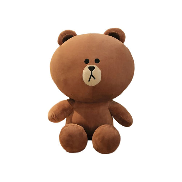 Brown & Friends Plushies Brown 9"