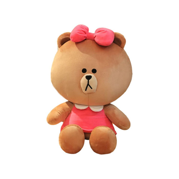 Brown & Friends Plushies Choco 9