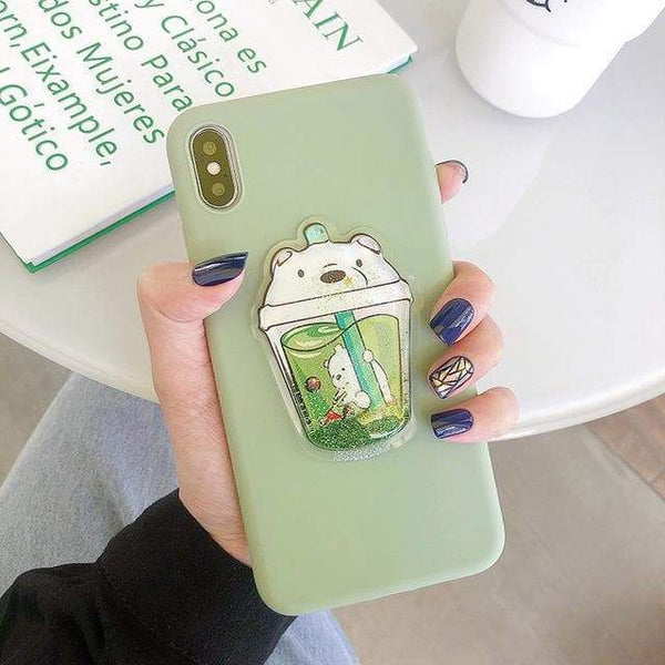 Matte iPhone Case Cases iPhone XS Max Green