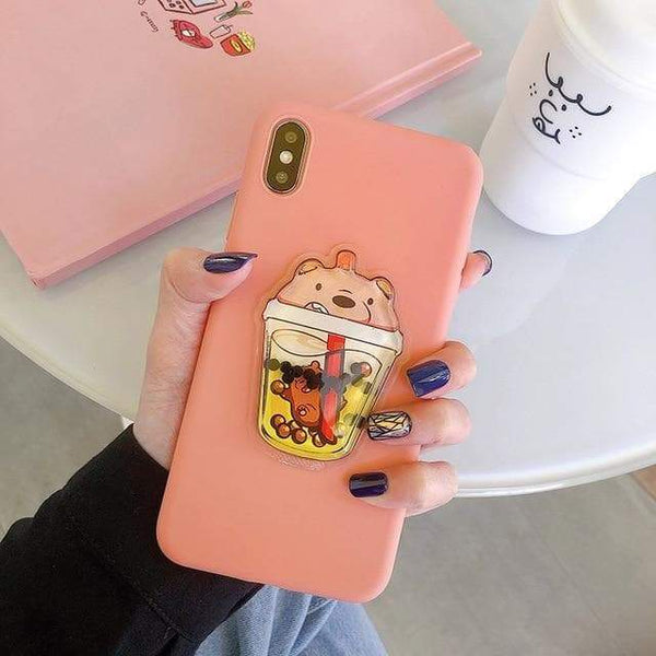 Matte iPhone Case Cases iPhone XS Max Pink