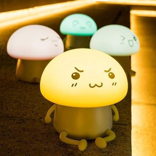 Mushroom Night Light Night Light