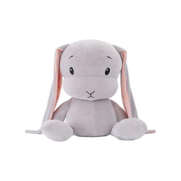 Rabbit Plushies Gray 12"