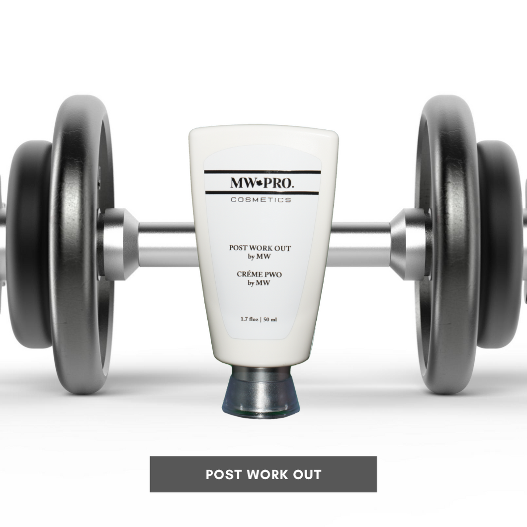 RELAX & TREAT - POST WORKOUT CRÈME By MW