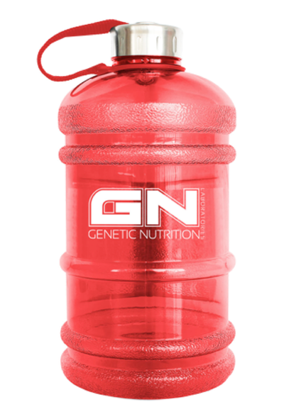 Waterbottle GN Rot- 2,2 Liter - Sci Nutrition Shop