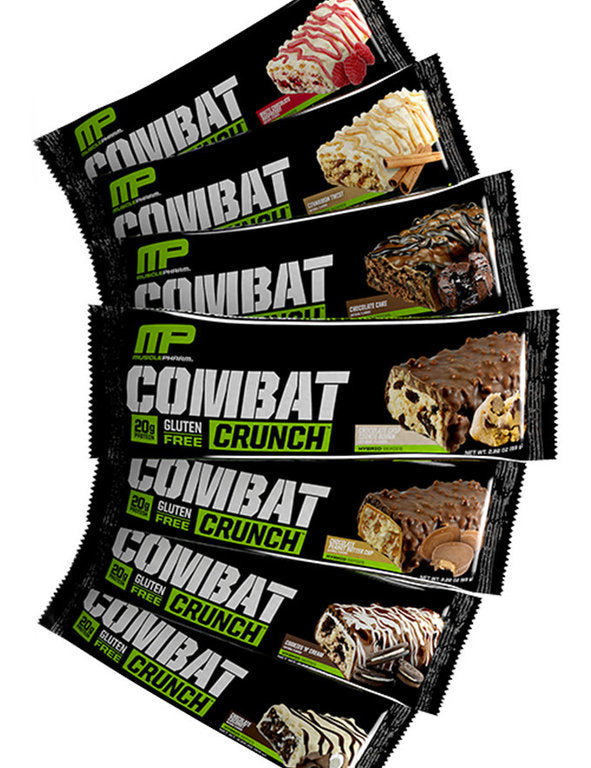 Combat Crunch - Sci Nutrition Shop
