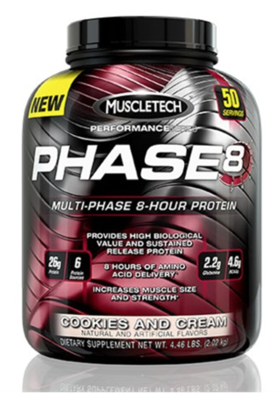 Phase 8 - Sci Nutrition Shop