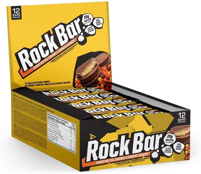 Rock Bar Box - Sci Nutrition Shop
