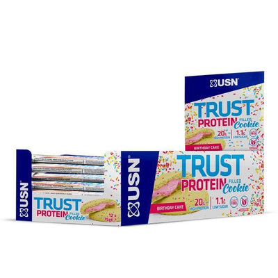 Trust Protein Box - Sci Nutrition Shop