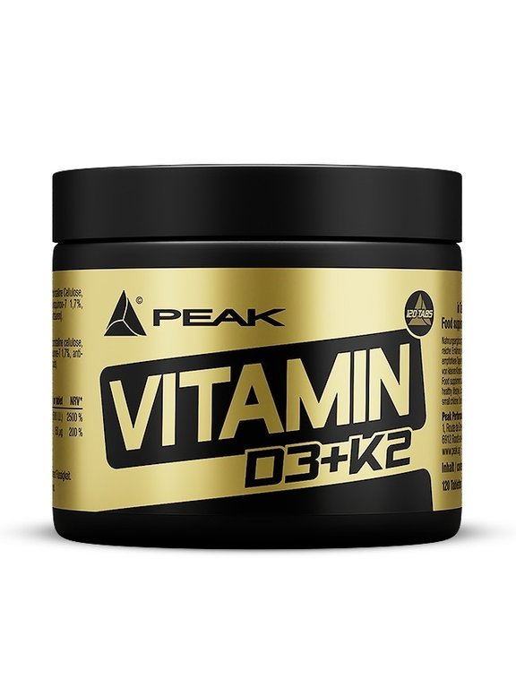 Vitamin D3 + K2 Peak - Sci Nutrition Shop