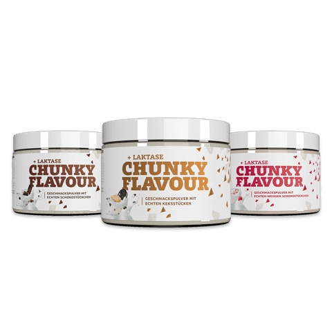 Chunky Flavour - Sci Nutrition Shop
