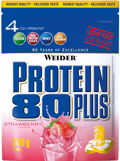 Protein 80 Plus - Sci Nutrition Shop