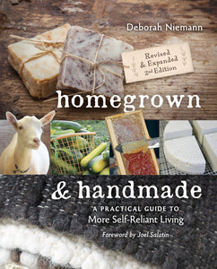 Homegrown and Handmade (second edition)