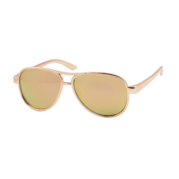 baby sunglasses in gold