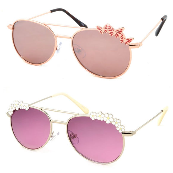 kids sunglasses girls aviators