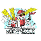 Buddy and Biggie MONSTERS Tee Kid's & Youth
