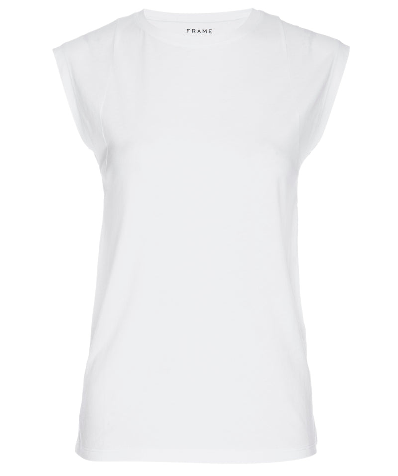 LE MID RISE MUSCLE TEE (2 Colors)