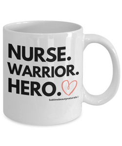 Nurse Warrior Hero