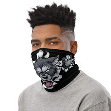 Load image into Gallery viewer, Face Mask Neck Gaiter Fierce Wolf