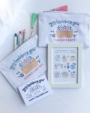 Load image into Gallery viewer, Personalised Teacher's Day Gift Set [ORDERS CLOSED]