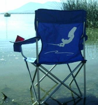 """Raley n Beach Chair"" - Wakeboard Bench Chair"