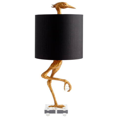 Ibis Table Lamp (Gold)