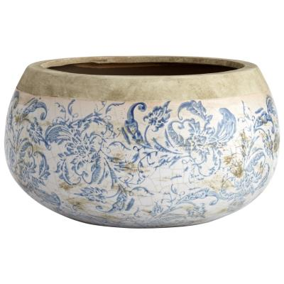 Isela Planter - Large - Cyan Design