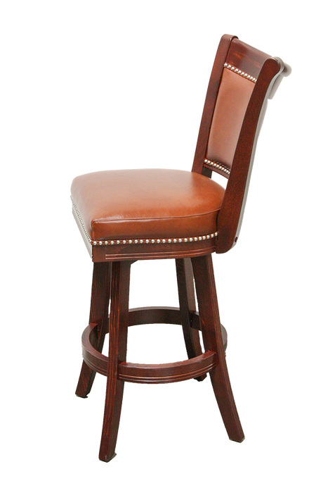 Montana Bar Stool | Wood 360 swivel | Trovati Studio