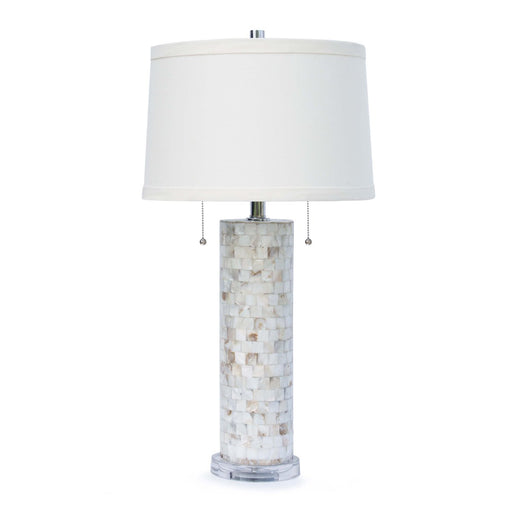 Deva Mother of Pearl Table Lamp | Regina Andrew | Trovati Studio