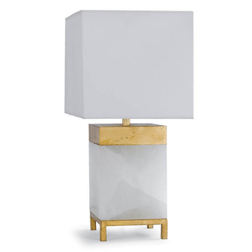 Jillian Alabaster Table Lamp | Regina Andrew | Trovati Studio