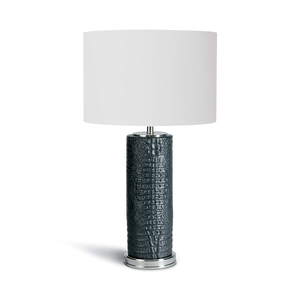 Regina Andrew Design Blake Ceramic Table Lamp - Black - Trovati