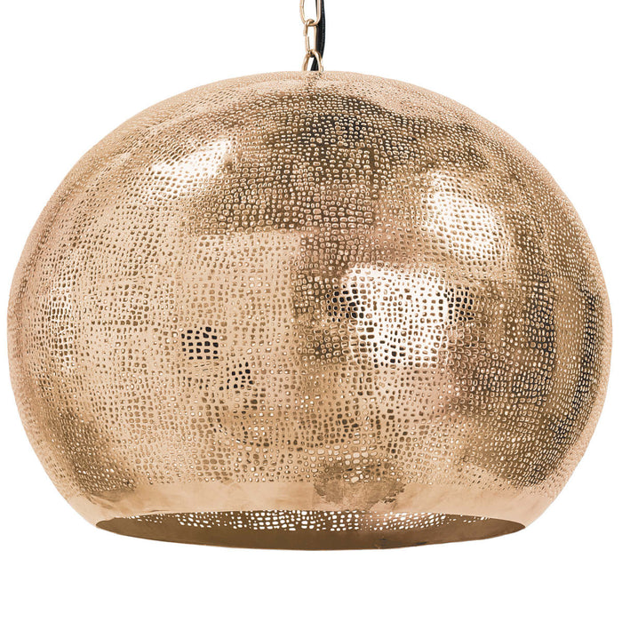 Brass Dome Shade