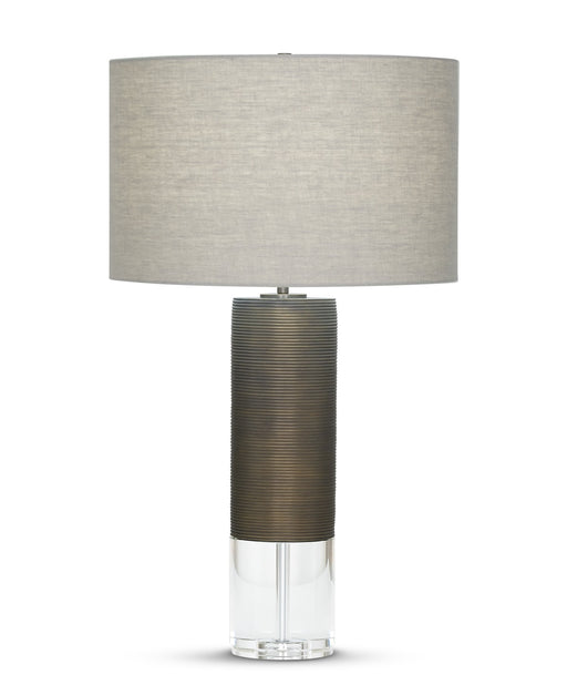 Atlantic Table Lamp (Bronze) - FlowDecor | Trovati