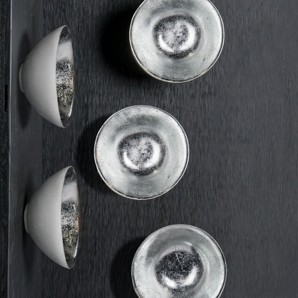 Wall Play Full Moon Silver (Set of 12)
