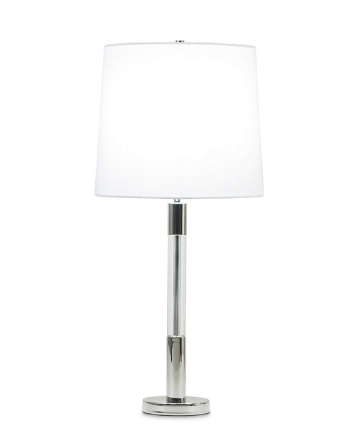 Poppy Table Lamp (Polished Nickel) - FlowDecor | Trovati