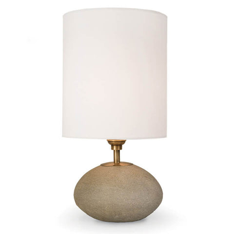 Regina Andrew Design Concrete Orb Mini Lamp