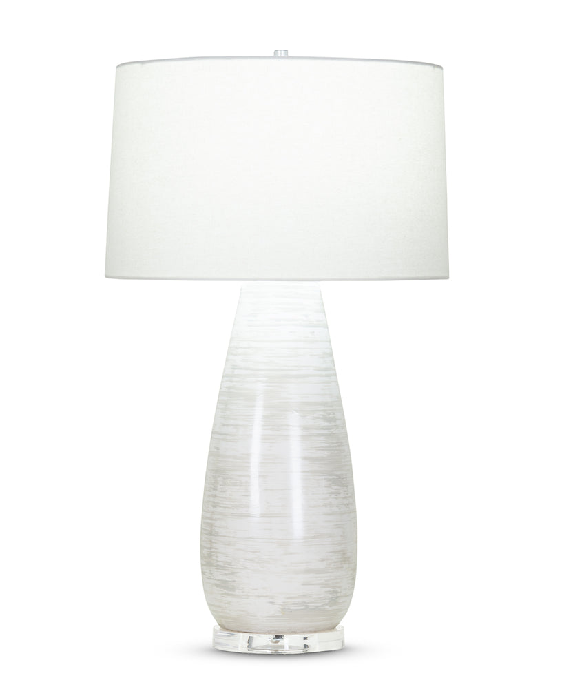Simone Table Lamp (Ceramic) - FlowDécor