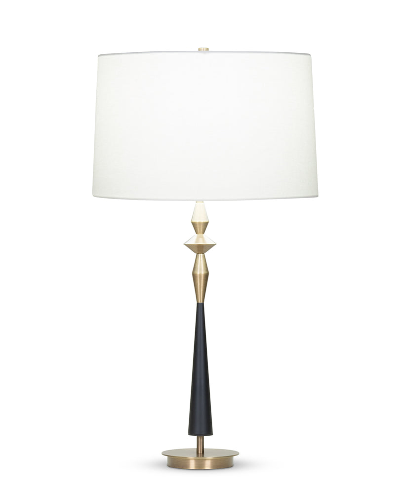 Morrison Table Lamp (Antique Brass) - FlowDécor