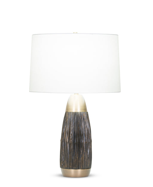 Telluride Table Lamp (Bronze, Antique Brass) - FlowDécor