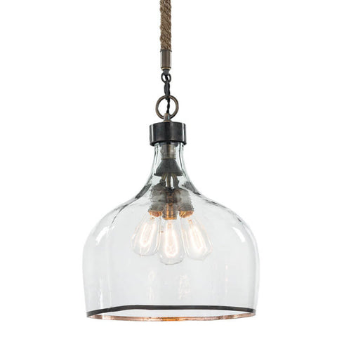 Demi John Pendant Light (Large) - Regina Andrew Design