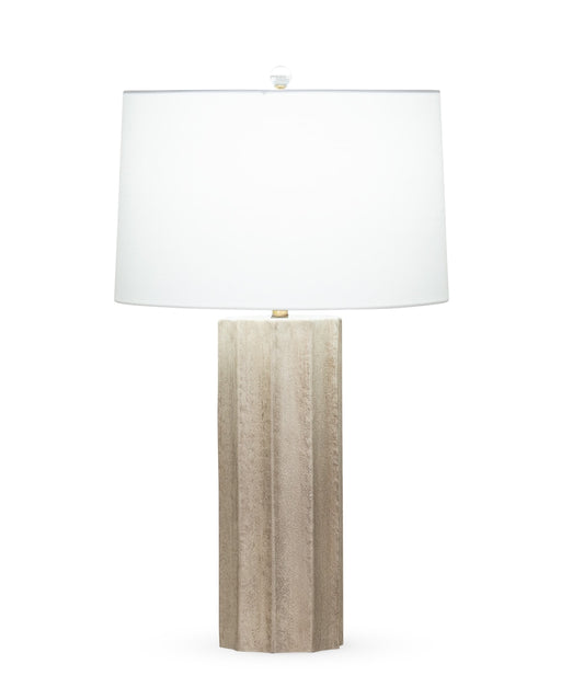 Capri Table Lamp (Beige) - FlowDecor | Trovati